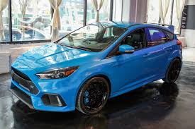 get up close with ford u0027s ferocious focus rs hatch before its