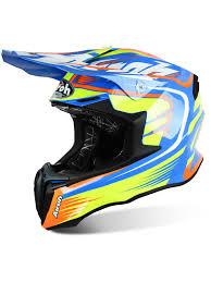 motocross helmet visor airoh blue twist mix mx helmet airoh freestylextreme america