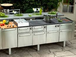 Outdoor Kitchen Cabinets Modular Outdoor Kitchen Cabinets Kinds Of The Modular Outdoor