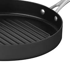 Cuisinart Dishwasher Safe Anodized Cookware Best Grill Pan Reviews Of 2017 At Topproducts Com