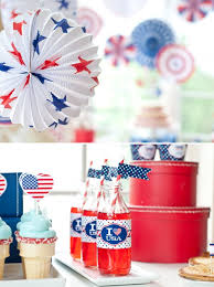 4th Of July Party Decorations All American Fourth Of July Party Anders Ruff Custom Designs Llc