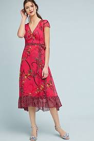 wrap dress for wedding guest special occasion dresses cocktail dresses anthropologie