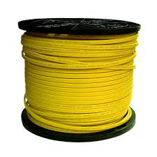 symbols enchanting volt copper wire stranded yellow trailer