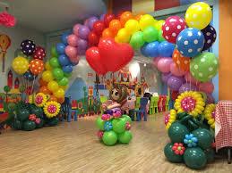 home design birthday party organizer balloon arrangements for