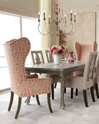 Best Chair Obsession Images On Pinterest Ethan Allen Chairs - Damask dining room chairs