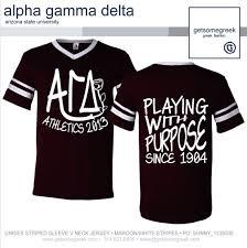 alpha gamma delta sorority intramural t shirt from get some greek