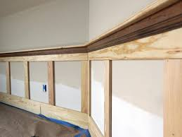 kitchen wainscoting ideas how to install shaker style wainscot how tos diy