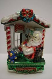buy polonaise kurt adler neptune santa on seahorse ornament 7 48