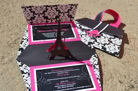 eiffel tower invitations handmade eiffel tower pop up invitation vault marketing