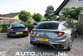 bentley ferrari ferrari ff combo met porsche en bentley foto u0027s autojunk nl 86293