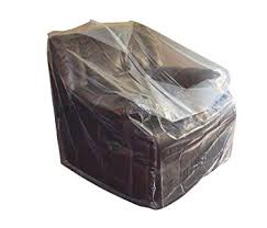 Plastic Patio Furniture Covers by Amazon Com Furniture Cover Plastic Bag For Moving Protection And