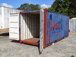 buy used shipping containers for storage