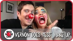 vernon makes tess u0027s face funny for money youtube