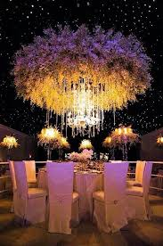 Wedding Chandelier Floral Chandeliers We Sonal J Shah Event Consultants Llc