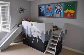 Batman Bedroom Sets Super Hero Bed Ideas U2014 Desjar Interior
