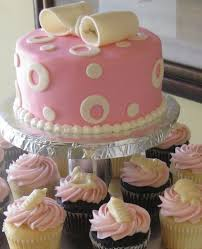 cupcake ideas for baby shower in pastel baby shower ideas gallery