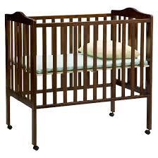 delta children portable mini crib target