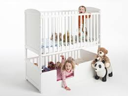 Cot Bunk Beds The Bunk Cot Company 3 In 1 Bunkcot 0 6 Yrs White Best Bunk