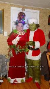 Grinch Halloween Costume Homemade Grinch Halloween Costume Idea Party Planning