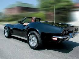 1972 chevrolet corvette rush hour 2 c3 convertible corvette