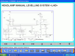 mitsubishi l200 kb 2007 repair manuals download wiring