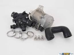 2006 bmw 325i thermostat replacement tms206099 water and thermostat package n51 n52 engine