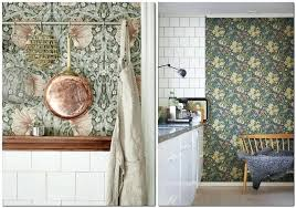 kitchen wallpaper designs modern wallpaper designs for kitchens 31women me