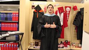 doctoral graduation gown nc state graduation regalia tutorial