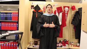 academic regalia nc state graduation regalia tutorial