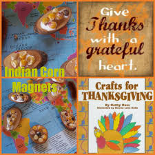 crafty thanksgiving crafts past and present