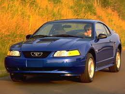1999 ford mustang 1999 ford mustang base 2dr coupe information