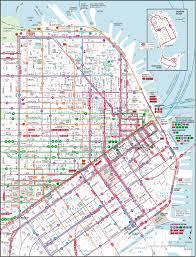 Bart San Francisco Map San Francisco Map Usa World Map Weltkarte Peta Dunia Mapa Del San