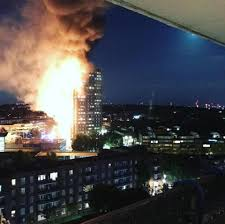 Buy Flags In London London Fire U2013 Survivors Tell How Fire Escape Was Pitch Black With