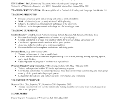 Resume Sle After School Program cheap school essay sles student resume for timtives