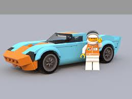lego ideas ford gt40