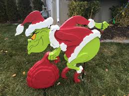 100 grinch outdoor christmas decorations lowes outdoor