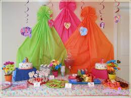 Australian Themed Decorations - interior design creative rainbow themed birthday party