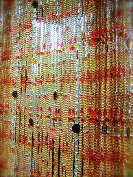 Beaded Curtains With Pictures Glass Bead Curtain Memories Of A Butterfly Buy Beaded Curtain