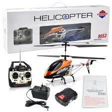 double horse 9053 volitation radio remote control helicopter