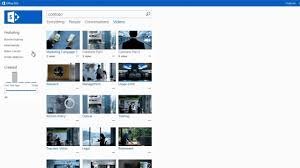 discover sharepoint online how to search for multimedia content