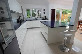 white lacquer kitchens from lwk kitchens
