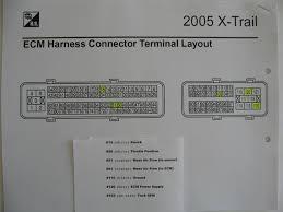 nissan x trail qr25de wiring diagram 28 images x trail qr25de