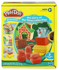 amazon play doh story pigs toys