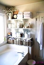 decorating ideas for bathroom shelves bathroom shelf decor bath bathroom towel shelf ideas fin