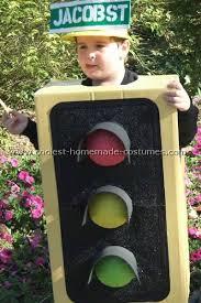 coolest homemade childrens halloween costumes traffic light
