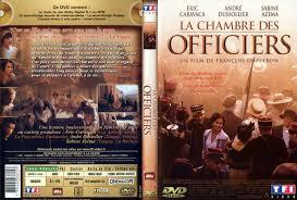 la chambre des officiers jaquette dvd de la chambre des officiers v2 cinéma