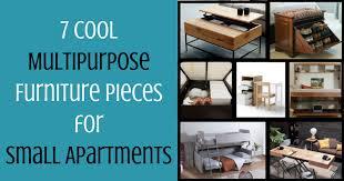 multipurpose furniture cool multipurpose furniture pieces for small apartments