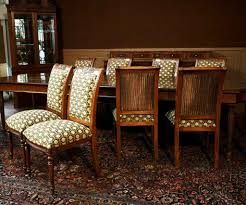 custom patterned dining chairs with fabric chairs lcc cleo dining