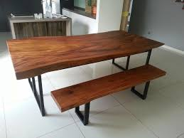 Indoor Teak Furniture Suar Dining Table Dining Room Furniture Indoor Furniture In Kl