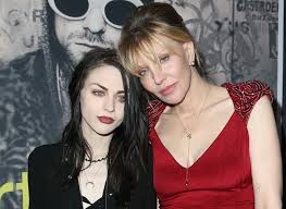 frances bean cobain gets married without mom courtney love by